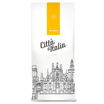 Kawa ziarnista Citta D'Italia 100% Arabica 1 kg