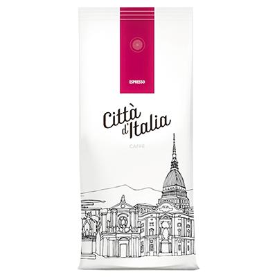 Kawa ziarnista Citta D'Italia Espresso 1 kg