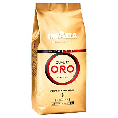 Kawa ziarnista Lavazza Qualita Oro 250g