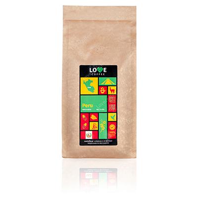Świeżo Palona Lovecoffee Peru 250g