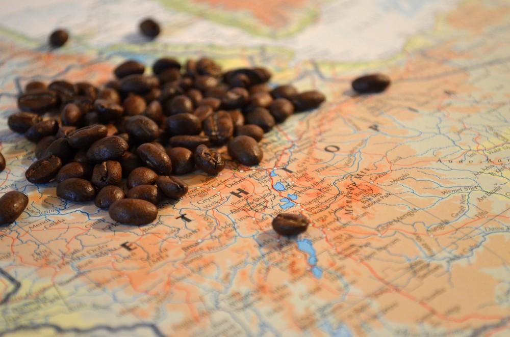 Kawa w etiopii
