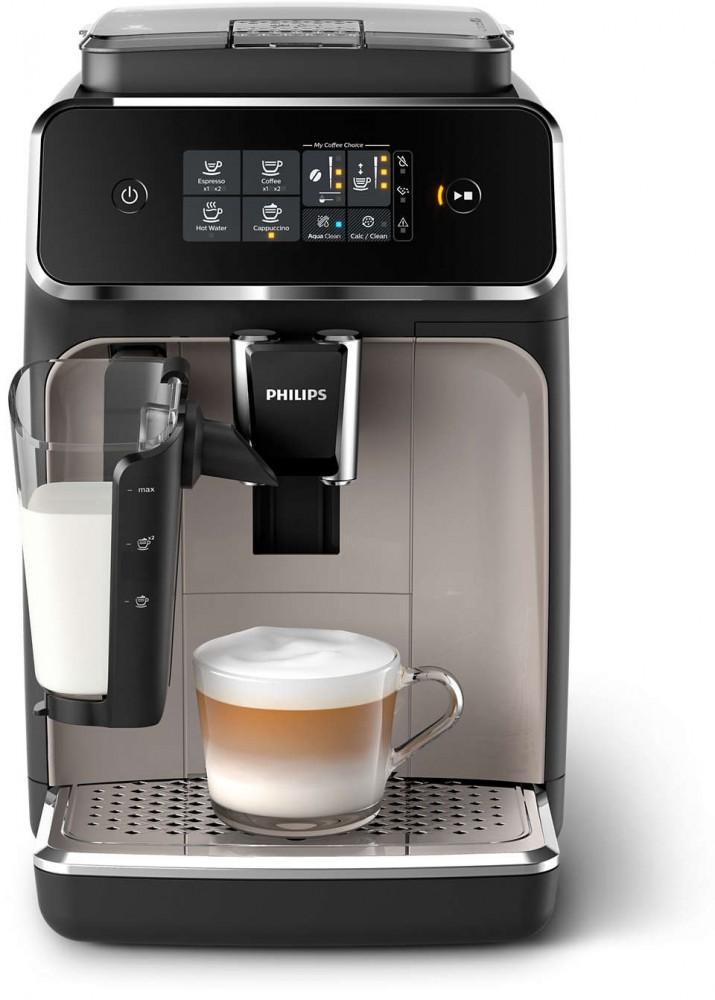 ekspres do kawy Philips 2200 - system LatteGo