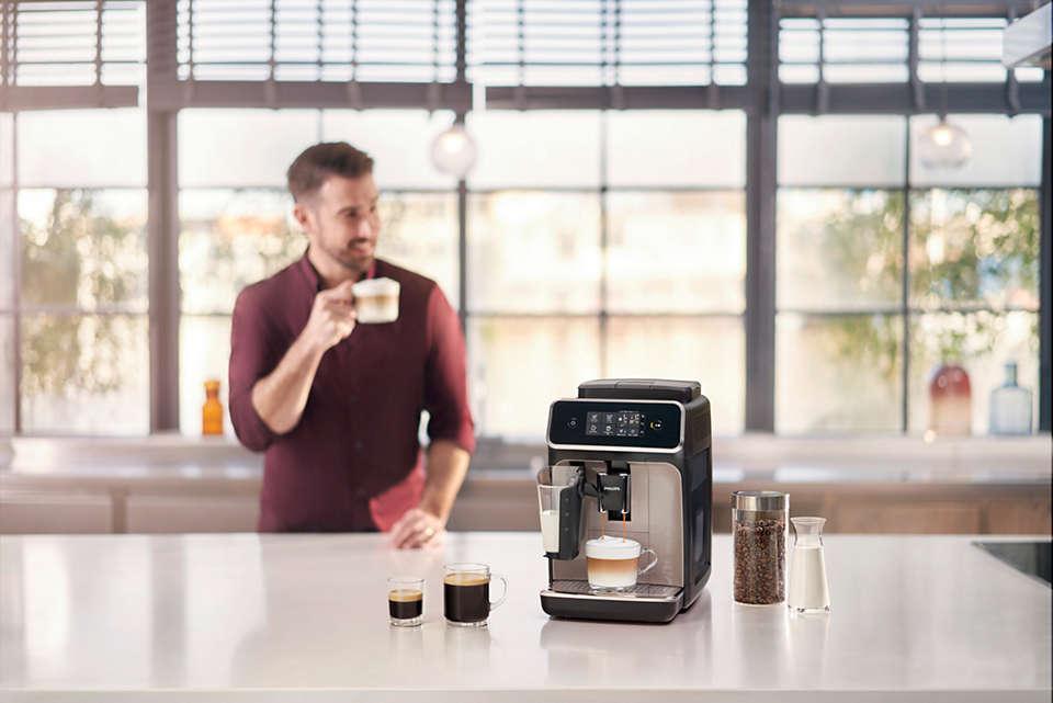 ekspres do kawy Philips z serii 2200