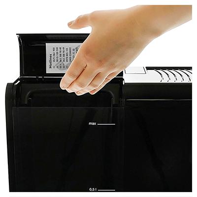 Melitta Caffeo CI Touch F63/0-102 Czarny