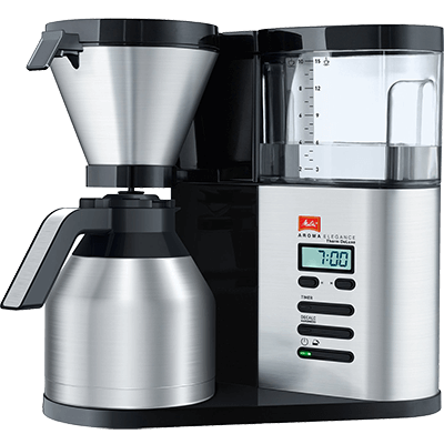 Melitta Aroma Elegance Therm Deluxe 1012-06 widok front