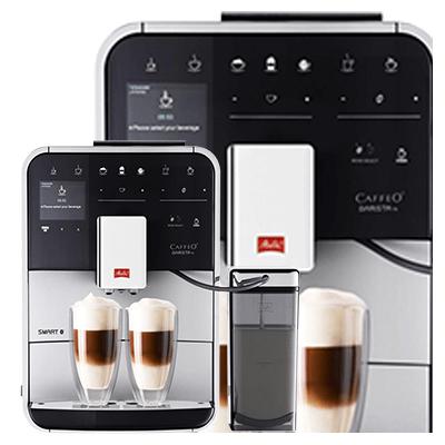 Melitta Caffeo Barista TS Smart F85-0-101