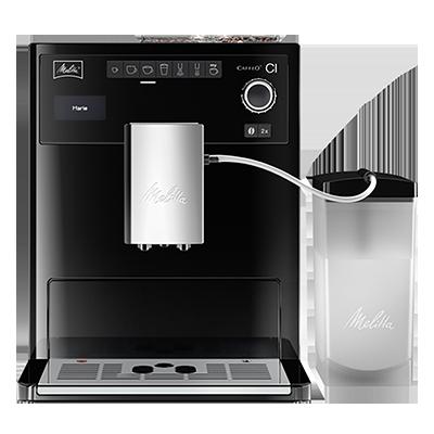 Melitta Caffeo CI Touch Czarny E970-103