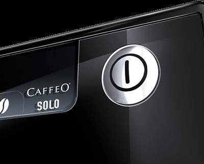 Melitta Caffeo Solo E950-101 przycisk wyłączenia