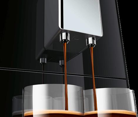 Melitta Caffeo Solo E950-101 zbliżenie