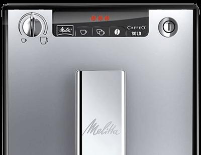 Melitta Caffeo Solo E950-103 widok z boku