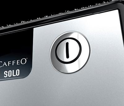 Melitta Caffeo Solo E950-103 przycisk wyłączenia