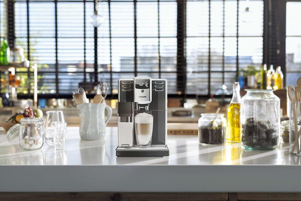 Philips seria 5000 - automatyczny ekspres do kawy