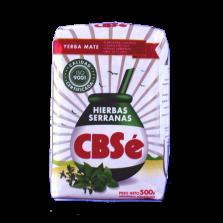CBSe Hierbas Serranas 0,5kg