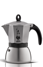 Bialetti Moka Induction Antracyt 3 filiżanki