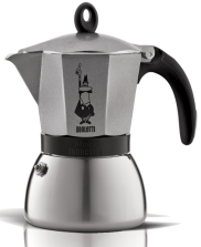 Bialetti Moka Induction Antracyt 6 filiżanek