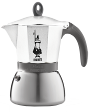 Bialetti Moka Induction Biała 6 filiżanek
