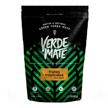 Verde Mate Green Frutos Tropicales 0,5kg