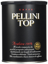 Pellini Top 100% Arabica 250g