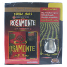 Zestaw Do Yerba Mate Od Rosamonte