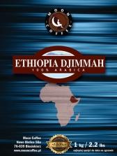 Moon Coffee Świeżo Palona Ethiopia Djimmah 1kg