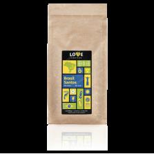 Świeżo Palona Lovecoffee Brasil Santos 1kg