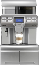 Saeco Aulika Top High Speed Cappuccino Antracyt