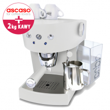 Ascaso Basic White