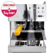 Ascaso Steel Duo Pid Inox &Wood
