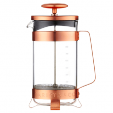 French Press Barista & Co - 8 Cup Plunge Pot - Copper