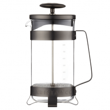 French Press Barista & Co - 8 Cup Plunge Pot Gunmetal