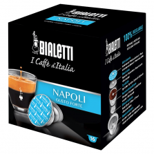 Bialetti Caffè D'Italia Napoli Kawa 16 Kapsułek