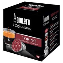 Bialetti Caffè D'Italia Torino Kawa 16 Kapsułek