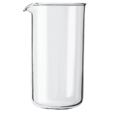 Bialetti Szklany Pojemnik Na Mleko 350 ml