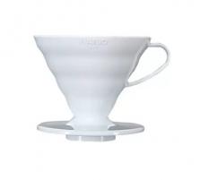 Hario Plastikowy Drip V60-02 Biały