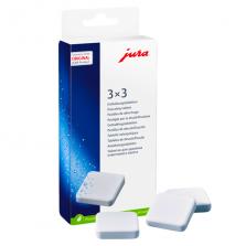 Jura - Tabletki Odkamieniające 9 szt