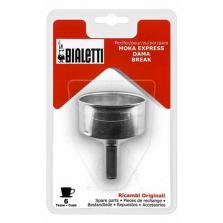 Lejek do Kawiarek Aluminiowych Bialetti 6 tz