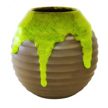 Matero Ceramiczne Abeja Zielone