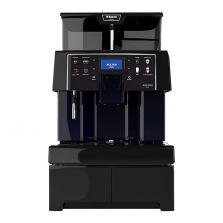 Saeco Aulika Evo Top High Speed Cappuccino Black