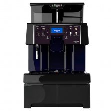 Saeco Aulika Evo Top High Speed Cappuccino Black RI