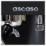 Ascaso Steel Duo Prof Black-3