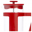 French Press Bialetti Red 1000ml gora