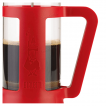 French Press Bialetti Red 1000ml prawa strona