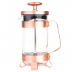 French Press Barista & Co - 3 Cup Plunge Pot - Electric Copper