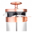 French Press Barista & Co - 3 Cup Plunge Pot  Electric Copper góra