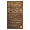 French Press Barista & Co - 3 Cup Plunge Pot  Electric Copper instrukcja