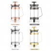 French Press Barista Co 3 Cup Plunge Pot Gold wszystkie kolory
