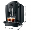 Jura WE6 Piano Black rozmiary