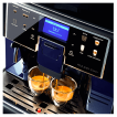 Saeco Aulika Evo Top High Speed Cappuccino Black RI-11
